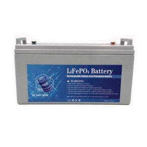 24v 48v 12v 100ah 120ah 200ah 300ah lifepo4 batería paquete de almacenamento de enerxía solar