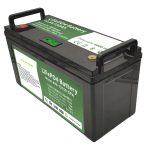 Batería LiFePO4 de alta capacidade 12V150Ah con BMS intelixente para lavadora de chan eléctrica