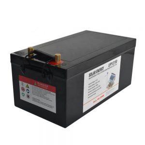 Batería solar LiFePO4 de 12v 200ah de alta calidade