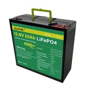 OEM 12V 20Ah litium Lifepo4 Battery Pack
