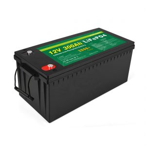 Batería de almacenamento LiFePo4 de ciclo profundo 12V 300Ah ALL IN ONE de litio ión