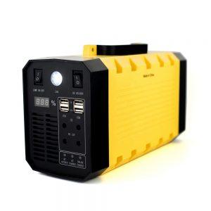 Batería inverter 12v 30ah 500w central portátil