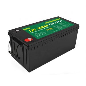 Prezo de fábrica Batería solar de ciclo profundo LFP 12v 400Ah Batería solar LiFePO4