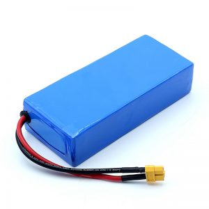 Batería recargable de alta calidade 12V 12Ah Li-ion 3S6P Paquetes de baterías de ión de litio