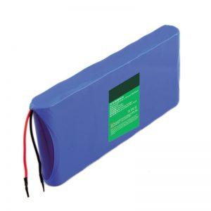 18650 14,4V 6000mAh Batería de litio para contador de partículas láser