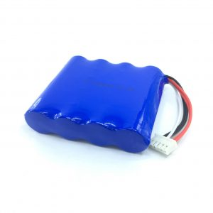 Paquete de batería de litio de litio recargable de 14,8 V 2200 mAh 18650 para aspirador intelixente