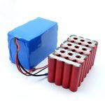 Batería de alta calidade 18650 24V 8.8Ah