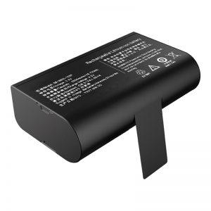 3.6V 5200mAh 18650 Batería de ión de litio Batería LG para máquina POS Handhold