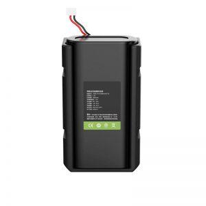 Paquete de baterías de litio de baixa temperatura 18650 7.2V 2600mAh para selector SEL