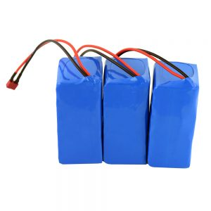 Paquete de batería de iones de litio recargable personalizado 5S2P de 18V 4.4Ah para ferramentas eléctricas
