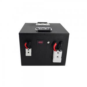 Batería Lifepo4 de ión de litio 24V 500Ah para almacenamento de enerxía solar UPS de telecomunicacións 24V 500Ah