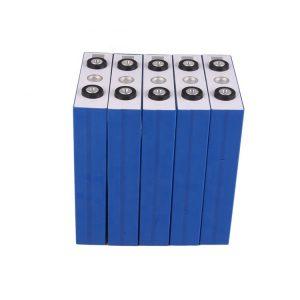 3 anos de garantía Célula de batería de litio prismática 3,2 v 100 Ah batería Lifepo4 para almacenamento solar
