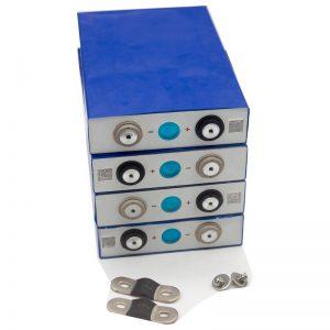 Célula de batería Lifepo4 de Primastic Lithium 3.2V 100Ah 120Ah