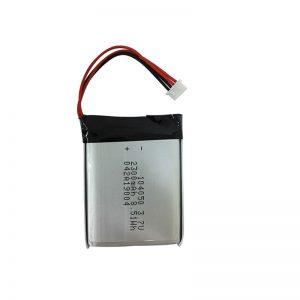 3.7V 2300mAh Instrumentos e equipos de proba baterías de polímero de litio AIN104050