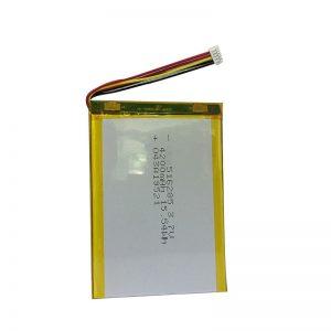 516285 3,7 V 4200 mAh Batería de polímero de litio para instrumentos domésticos intelixentes