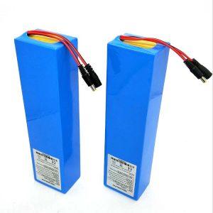 China Factory Scooter eléctrico Paquete de baterías de litio 36V 60V 10AH 40AH