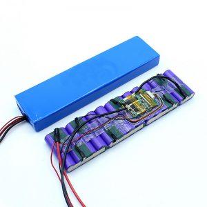 Prezo de fábrica Paquete de baterías de iones de litio de 36 V de 18650 de 36 voltios