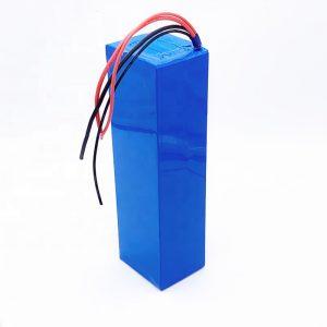 Batería oculta de bicicleta de ión de litio 36v 7.8Ah Batería de bicicleta eléctrica de ión de litio Batería de tubo de 36v para bicicleta eléctrica