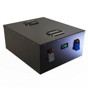 lifepo4 batería 48v 100ah ciclos profundos
