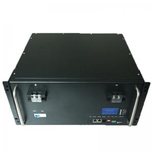 Almacenamento de enerxía doméstica de iones de litio 48v 200ah batería solar Lifepo4 10kwh