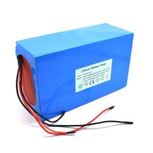 Batería de litio 48v / 20ah para scooter eléctrico