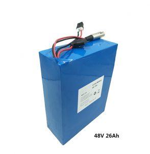 Batería de litio 48v26ah para motos eléctricas etwow batería de grafeno para motocicletas eléctricas Fabricantes de baterías de litio de 48 voltios