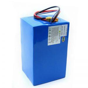 Batería lifepo4 de alta calidade 48v 40ah para bicicleta eléctrica