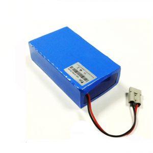 Batería de ión de litio con batería de scooter eléctrico de 60v 12ah