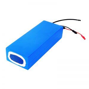 Batería de litio de 60 voltios 60V 12Ah 20Ah 40Ah 50Ah Paquete de baterías de iones de litio para scooter eléctrico