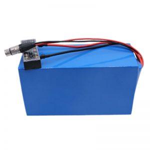 Batería de litio personalizada 60V 20Ah batería para moto eléctrica