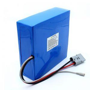 Batería de litio de 60 voltios 30Ah 50Ah Li-Ion batería de litio para scooter eléctrico