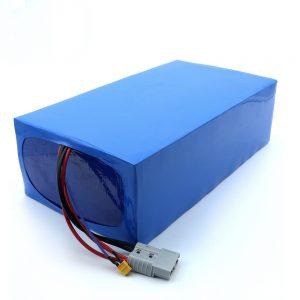 2020 vendas en quente Batería de iones de litio de alta calidade 60v 30ah paquete súper recargable coa UE