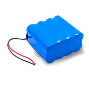 Batería de iones de litio 2S4P 7.4V 12.0Ah baterías de iones de litio akku para bomba de auga solar de peixe
