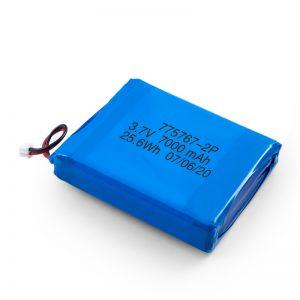 3.7V 2450 2600 3900 4000 4500 4700 5000 6000 9000Mah batería Lipo de polímero
