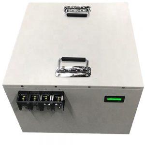 Batería solar de 10 KWH batería Lifepo4 batería de litio 48v 200ah para ups