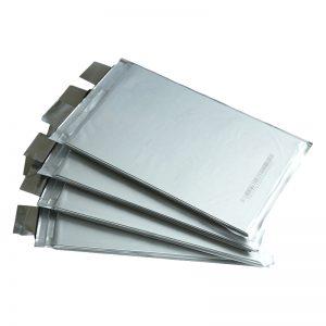 Batería recargable LiFePO4 3.2V 10Ah Paquete suave 3.2v 10Ah Celular LiFePo4 Batería recargable de fosfato de ferro de litio