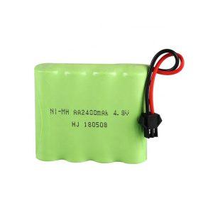 Batería recargable NiMH AA2400mAH 4.8V