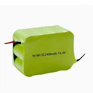 Batería recargable NiMH SC 2400mAH 14.4V