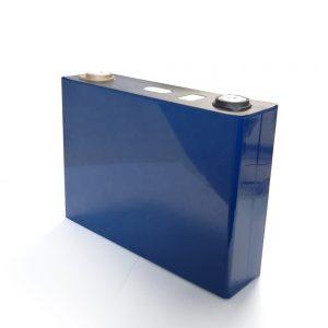 Célula de batería de litio LiFePo4 de 3,2V 100Ah de ciclo profundo para panel solar