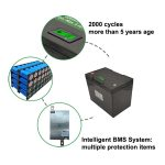 Parámetros básicos da batería de litio