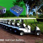 As mellores baterías de carros de golf: litio Vs. Ácido de chumbo