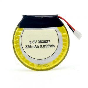 Batería personalizada LiPO 363027 3.7V 225mAH