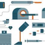 Solucións de baterías médicas e sanitarias