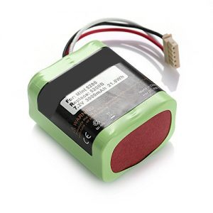 Beston Scooba Mint5200B 7,2 V 3 Ah batería recargable de Ni-MH para iRobot